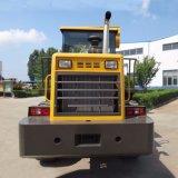 De hydraulische Lader van het Wiel van de Transmissie 4WD 3t Voor met Ce