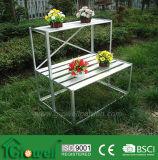 O estadiamento de alumínio / estantes com efeito de estufa (acessórios S323S)