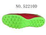 No. 52210 embalagem conservada em estoque do saco das sapatas das sapatas do futebol dos homens