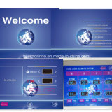 4 en 1 máquina de belleza multifuncional Cavitation + RF + Vacuum + Lipolase
