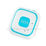 Traqueur minuscule/mini de GPS avec le grands bouton et Geo-Frontière de sécurité V28 de SOS