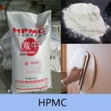 内壁のパテの構築のための乾燥した乳鉢の添加物HPMC