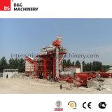 Batida que recicl o equipamento de planta do asfalto para a construção de estradas