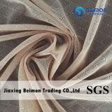 Горячее сбывание: Геометрическая ткань сетки Dobby картины 80.2%Nylon 19.8%Spandex
