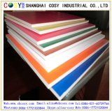 Documento de la junta de espuma de colores hojas de espuma con una muestra gratis