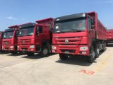 Sinotruk 8x4 HOWOのダンプカートラック(371HP EUROIII)