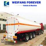3 EIXOS semi reboque-cisterna para transporte de óleo comestível