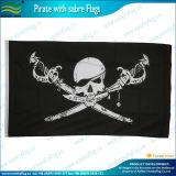Kundenspezifisches Skull Pirate Flag und Banner (M-NF01F03038)