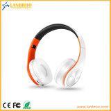 一義的なFoldableデザイン無線Bluetoothのヘッドホーン