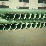 Tubo reforzado GRP resistente a la corrosión de la fibra de vidrio GRP FRP
