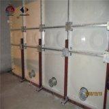 Le PRF Hot Sale assemblés réservoir d'eau de fibre pour l'immeuble de bureaux