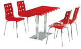 Buffet Restaurante Cafetaria Quadro MFC retangular (FOH-BC31)