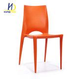 Großhandelspreis-haltbare Möbel-stapelbare im Freien Plastikstühle