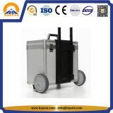 Алюминиевый комод инструмента перевозкы груза полета с большими колесами (HNP-3001)