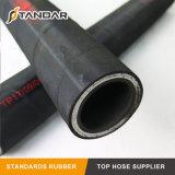 Tubo flessibile idraulico di gomma a spirale ad alta pressione