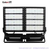China de fabricación de iluminación LED Iluminación LED Venta caliente del mástil de alta área de iluminación LED para la cancha deportiva