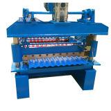 Ibr// Trapezoidal Telhado de aço corrugado máquina de formação de rolos de folhas