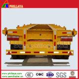 20-40ft halb Behälter-LKW-Schlussteil für Yard-Chassis