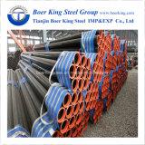 Aço carbono A106 B tubo da linha contínua