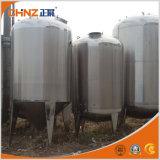 Réservoir de stockage en acier inoxydable