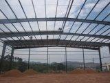 Magazzino prefabbricato della struttura d'acciaio di alta qualità e di basso costo