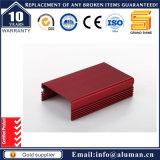 Profil en aluminium d'extrusion de 6063 séries