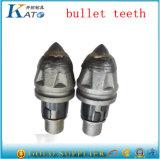 Denti rotativi del trivello dell'impianto di perforazione B47