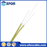 Fiamma Resistance LSZH Jacket 2core FTTH Cable De Fibra Optica/Indoor Cable