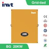 Inverseur solaire Réseau-Attaché triphasé d'Invt BG 20kwatt/20000watt