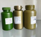 Bottiglia di plastica rotonda dell'HDPE verde MD-633 per la capsula