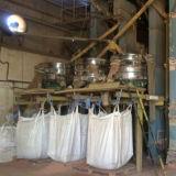 Trattamento preparatorio della granulosità di brillamento di martellamento dell'acciaio di getto della superficie