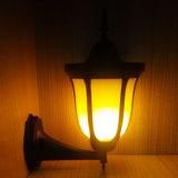 Im Freien/Innensolargarten-Zaun-Lampe der LED-Feiertags-Dekoration-2018