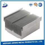 Soem-Blatt-Herstellungs-erstellt tief gezeichnetes Metallaluminium Kühler für Auto ein Profil