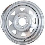 (5-139.7) стальная оправа колеса трейлера 17X8