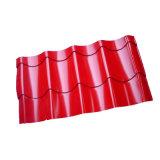 Il colore ha preverniciato lo strato galvanizzato del tetto di PPGI