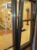 Gute QualitätsaluminiumTilt&Turn Fenster mit doppeltem Glas
