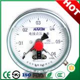 De schokbestendige Elektrische Maat van de Druk van het Contact Menometer met Uitstekende kwaliteit