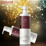 Le shampooing de Karseell avec la marque de distributeur, shampooing organique professionnel de cheveu pour le cheveu se développent