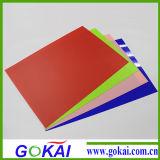 인쇄를 위한 고품질 PVC 엄밀한 장