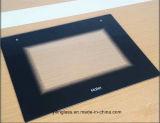 Tela de seda vidro Tempered impresso para a porta do Roaster