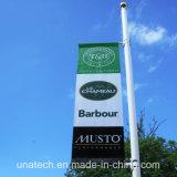 Annonces de métal Media Image Street Pole enseigne publicitaire titulaire (BT14)