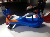 Carros coloridos do brinquedo do balanço do jogo de crianças das rodas do projeto novo 4 para o carro da torção dos miúdos