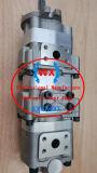 최신 굴착기는 공장을 분해한다---Komatsu PC07-2 굴착기 기계 모형 예비 품목을%s 진짜 유압 펌프: 705-41-08060 Komatsu 부속