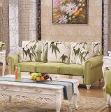 Projeto de canto o mais atrasado de venda quente moderno do sofá