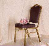 Teatro amontonable del metal que cena la silla de la iglesia del banquete para el auditorio