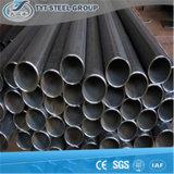 試供品が付いているERWの高周波によって溶接される鋼管/黒の円形鋼管