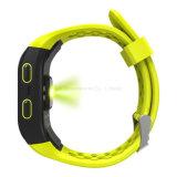 Bluetooth 지능적인 팔찌 방수 Smartband 스포츠 지능적인 팔찌를 두는 GPS