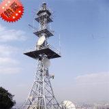 Acero ángulo de la torre de comunicaciones