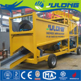 Fábrica de ouro Multi-Dimension Julong Professional Minning Draga