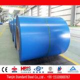 Ral 5008 Grey Blue PE Plaque en acier revêtu PPGI